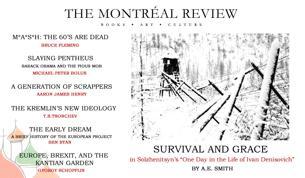 The Montreal Review