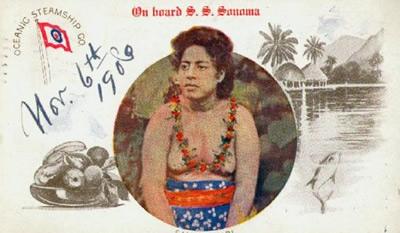 Native nude samoa — pic 2