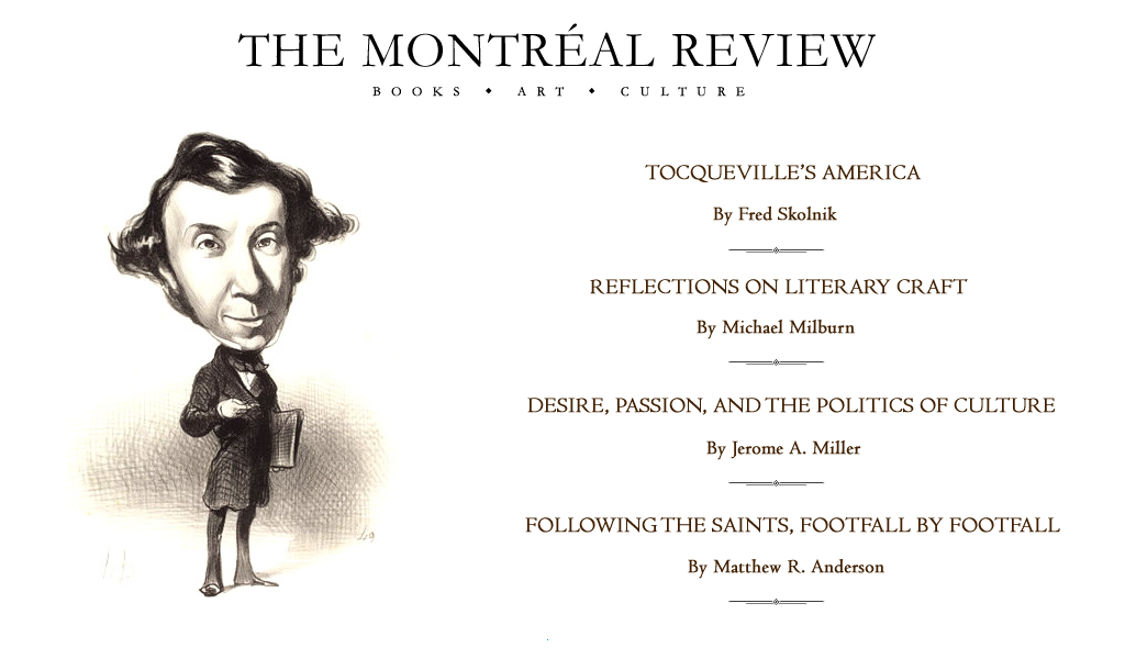 Archive | The Montreal Review